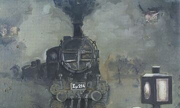 Πέθανε ο Στέλιος Μαυρομάτης, «ο ζωγράφος των τρένων»