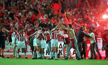 Παναθηναϊκός - Ολυμπιακός 0-2: Το «μάγκικο» Κύπελλο του 1999 (vid)