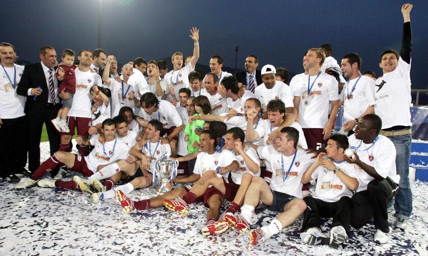 ΑΕΛ: 13 χρόνια από το ιστορικό Κύπελλο με αντίπαλο τον Παναθηναϊκό! (vid, pic)