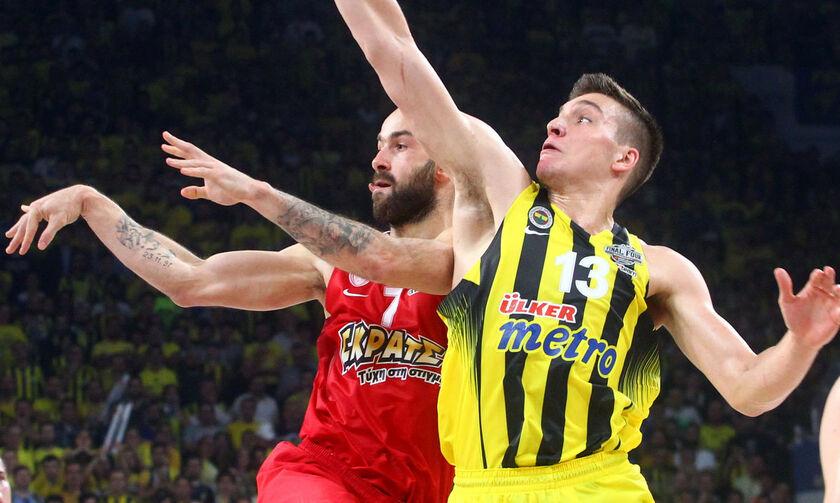 Στην ομάδα της δεκαετίας ο Μπογκντάνοβιτς - Απομένει ο Σπανούλης!