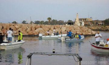 Επιτρέπονται το κολύμπι, το ψάρεμα και σκάφη αναψυχής χωρίς μηχανή