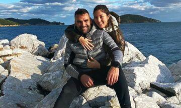 Ο Χούτος με τη σύντροφό του Ματίνα επέκτειναν την καραντίνα τους στη Σκιάθο! (vid)