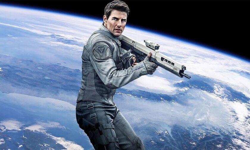 Στο... διάστημα θα γυριστεί η νέα ταινία του Tom Cruise