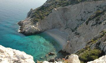 Φως στην Ελλάδα: Η παραλία δίπλα στην Αθήνα που μοιάζει με το ναυάγιο της Ζακύνθου