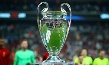 Toν Αύγουστο ο τελικός του Champions League