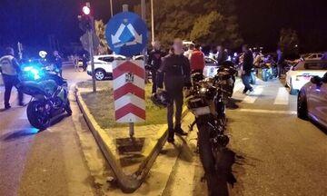 Τροχαία: Νέοι έλεγχοι για την αποτροπή αυτοσχέδιων αγώνων στη Βάρκιζα