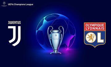 Champions League: Για τις 8 Αυγούστου προγραμματίστηκε το Γιουβέντους – Λιόν