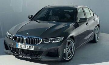 Νέα ντίζελ BMW Alpina D3 S με 355 ίππους