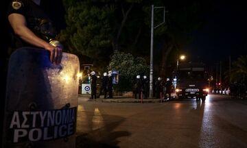 Συγκέντρωση 100 ατόμων στην Αγία Παρασκευή! - Ισχυρές αστυνομικές δυνάμεις στην περιοχή