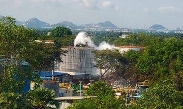 Ινδία: Εννέα νεκροί και εκατοντάδες τραυματίες από διαρροή αερίου σε χημικό εργοστάσιο (vids)