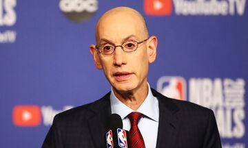 NBA: Τηλεφωνική επικοινωνία Σίλβερ με παίκτες την Παρασκευή (8/5)