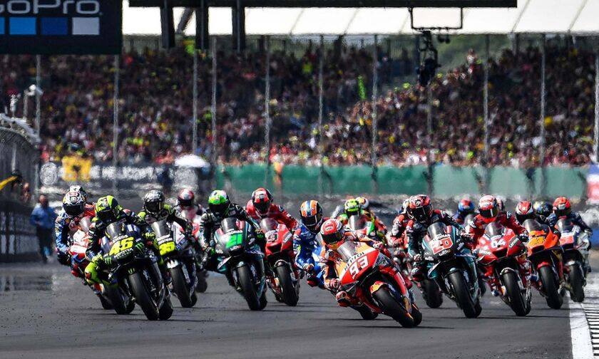 Moto GP: Πλάνα για έναρξη της σεζόν τον Ιούλιο