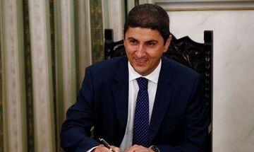 Αυγενάκης: «Κάθε μορφή βίας στον αθλητισμό και στη δημοσιογραφία είναι καταδικαστέα» (pic)