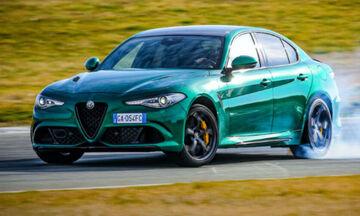 Νέα και σαγηνευτική Alfa Romeo Giulia QV
