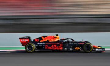 Η Red Bull δίνει την ευκαιρία σε έναν τυχερό να παρακολουθήσει από κοντά έναν αγώνα της F1
