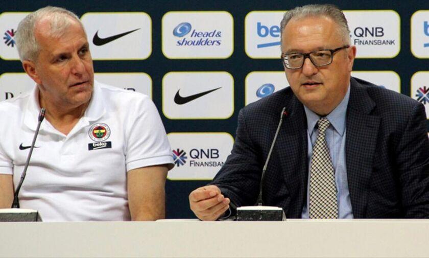Γκεραρντίνι για Ομπράντοβιτς: «Θέλει να μείνει, αλλά περιμένει να δει…»