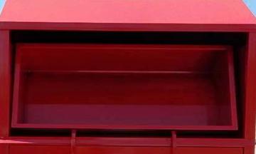 Τι είναι οι κόκκινοι κάδοι με τους οποίους γεμίζει ο Πειραιάς (pics)