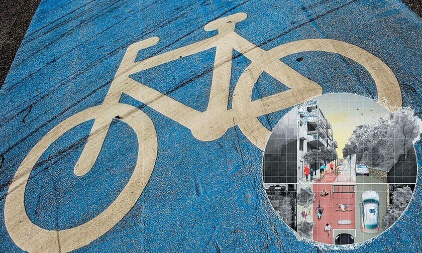 Η ευκαιρία της Ελλάδας για ποδήλατο - Η πρόταση για τον Λυκαβηττό