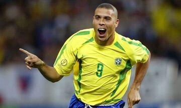 Ρονάλντο: «Αυτοί οι πέντε ποδοσφαιριστές θα έπρεπε να έχουν πάρει τη Χρυσή Μπάλα»