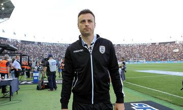 Μπερμπάτοφ: «Πέρασα όμορφα με όλους στον ΠΑΟΚ, αλλά όχι με τον προπονητή του»