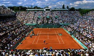 Roland Garros: Ορατό το ενδεχόμενο διεξαγωγής χωρίς κόσμο