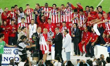 Ολυμπιακός - ΑΕΚ 3-0: Το... νταμπλ πάρτι στο Παγκρήτιο (vid)