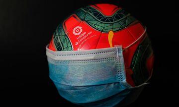 Με αντισώματα κορονοϊού το 16% των ποδοσφαιρικών δειγμάτων στην Ισπανία!