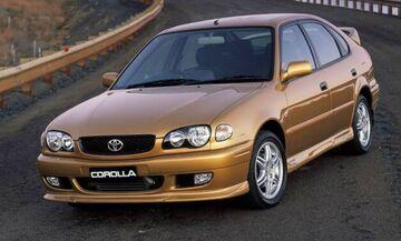 Γνωρίζετε το σπάνιο τούρμπο Toyota Corolla Sportivo;