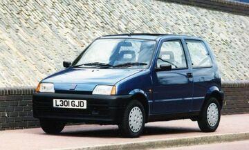 Τι καινοτομία είχε το Fiat Cinquecento;