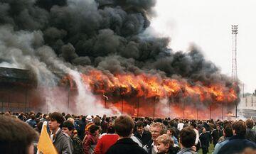 Στις 11 Μαΐου του 1985 το γήπεδο της Μπράντφορντ κάηκε σε 4 λεπτά - 56 φίλαθλοι νεκροί! (vid)
