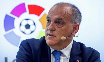 Πρόεδρος La Liga: «Θα υπάρχουν αγώνες καθημερινά»