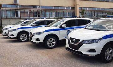 Εβδομήντα νέα οχήματα για την Ελληνική Αστυνομία