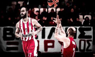 Ο Πρέπελιτς είναι θαυμαστής του αρχηγού του Ολυμπιακού και έντυσε τον γιο του... Σπανούλη (pic)