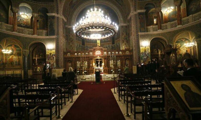 Από 17 Μαΐου λειτουργίες και τελετές με την παρουσία πιστών στις εκκλησίες