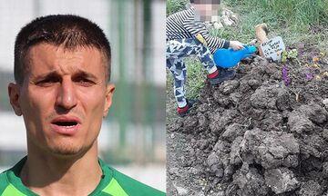 Ομολόγησε Τούρκος ποδοσφαιριστής: «Έβαλα μαξιλάρι στο κεφάλι του γιου μου. Πίεσα για 15 λεπτά...»