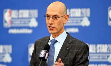 NBA: Ο Σίλβερ αποφασίζει για την επανέναρξη σε 2-4 εβδομάδες