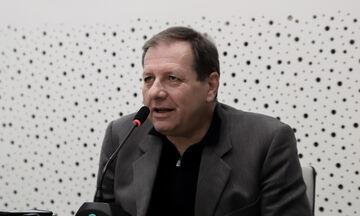 Μάκης Αγγελόπουλος: «Ο Ολυμπιακός δεν υποβιβάστηκε, αποχώρησε οικειοθελώς!»