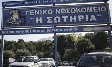 Ένας 95χρονος στο «Σωτηρία» το 155ο θύμα της πανδημίας στην Ελλάδα