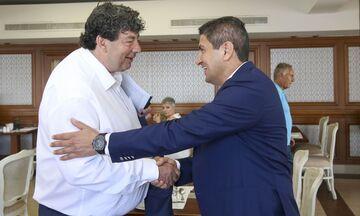 Ο Ολυμπιακός έδειξε τον δρόμο στον ΕΣΑΚΕ: Επιστολή Γαλατσόπουλου σε Αυγενάκη για προπονήσεις