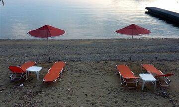 Mε 40 άτομα ανά 1.000 τμ ανοίγουν οι οργανωμένες παραλίες - Όλοι οι κανόνες λειτουργίας