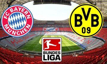 Η Μπάγερν, η Ντόρτμουντ και η «μάχη» που ξεκινά στη Bundesliga