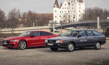 Γνωρίζετε τα καινοτόμα Audi 100 Duo και A4 Duo;