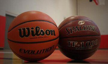 ΝΒΑ: Τέλος η Spalding, επιστρέφουν οι μπάλες Wilson!