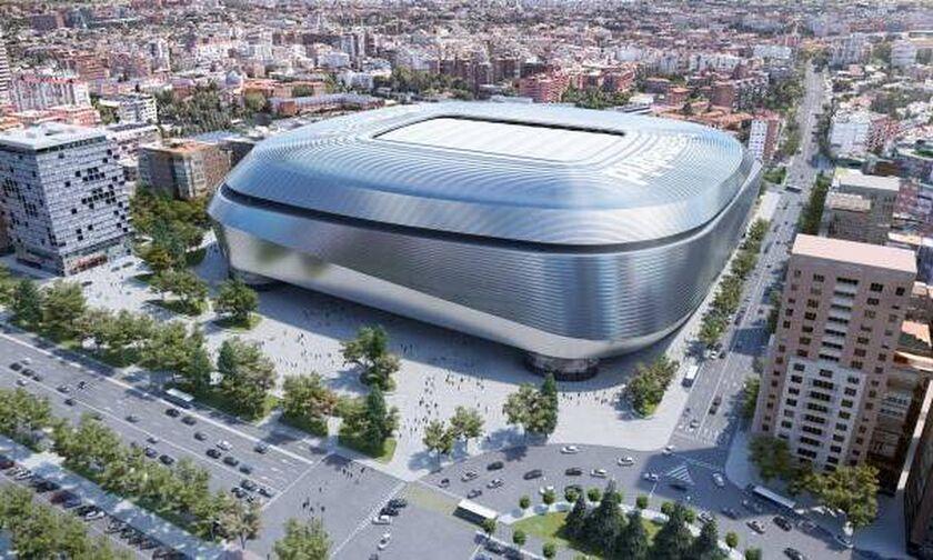 Νέο«Μπερναμπέου» το νέο παλάτι της Ρεάλ θα έχει πτυσσόμενο γκαζόν! (pics)