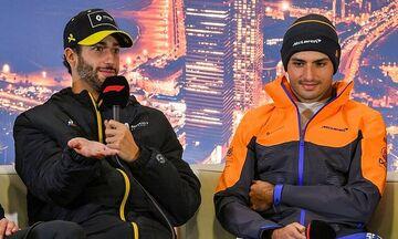 Επίσημο: Συμφώνησε με Σάινθ η Ferrari, στη McLaren ο Ρικιάρντο