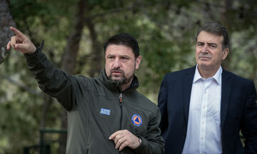 Χαρδαλιάς: «Δεν επιτρέπεται η μετακίνηση σε Λευκάδα και Ελαφόνησο»