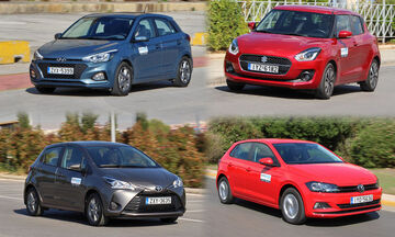 Φθηνά μικρά αυτοκίνητα χωρίς turbo