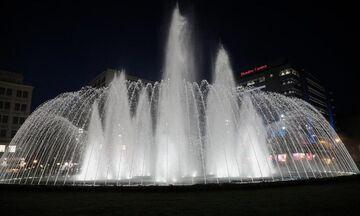 Παραδόθηκε η ανακαινισμένη πλατεία Ομονοίας (pics, vid)