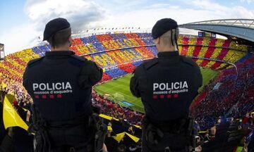 Σύλληψη τρομοκράτη που σχεδίαζε επίθεση στο «clasico»!