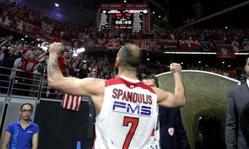 Ολυμπιακός: Σαν σήμερα η επική εμφάνιση του Σπανούλη στη Μαδρίτη και η ανατροπή με την ΤΣΣΚΑ (vid)